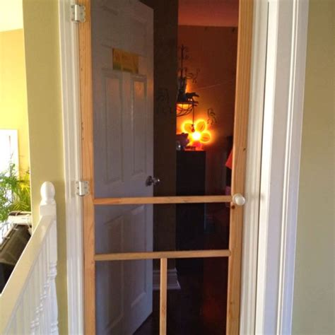 Keep Cat Out Of Room by Screen Doors Toddler Rooms And Baby Toddler On