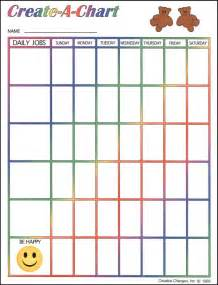 create your own chore chart quotes