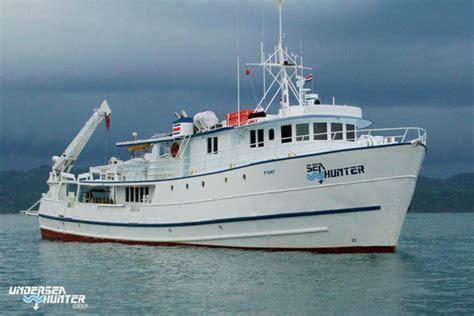 where are sea hunt boats made sea hunter cocos island liveaboards dive discovery