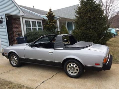 Toyota Celica Sunchaser 2 Owner 1980 Toyota Celica Sunchaser Convertible Bring A