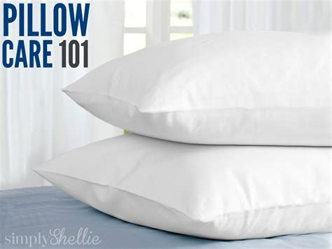 Washing Bed Pillows by Pillow Care 101 How To Wash Whiten Pillows