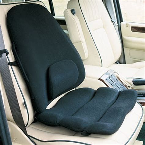 back support cushion for car seat obus forme low back support cushion lower back support