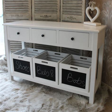 hallway console table with storage white hallway table with storage stabbedinback foyer