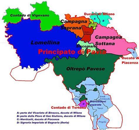 paesi in provincia di pavia provincia di pavia