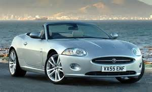 2007 Jaguar Convertible Car And Driver
