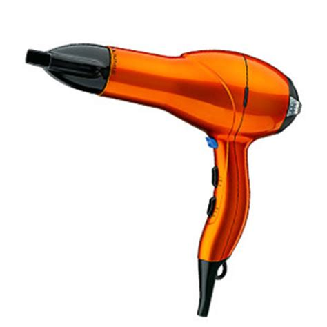 conair infiniti pro ac motor hair dryer orange 259np