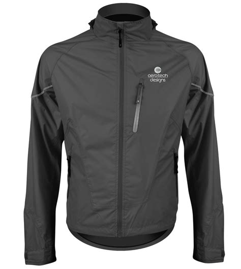 best breathable cycling jacket aero tech men s waterproof breathable cycle jacket rainwear