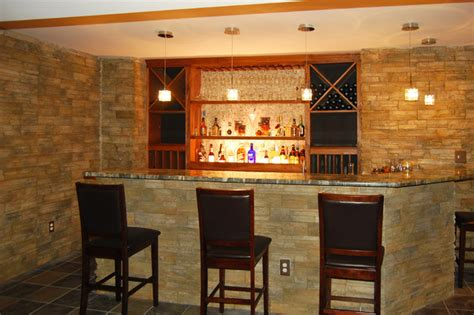 home design center nyc wet bar traditional basement new york by home