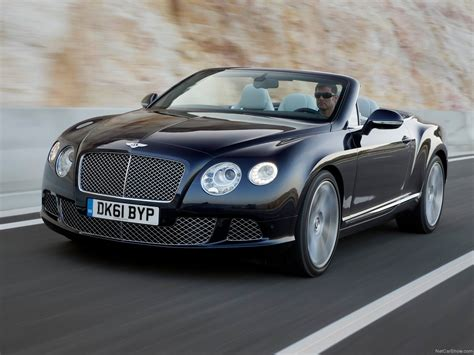 blue bentley bentley continental gtc pictures images