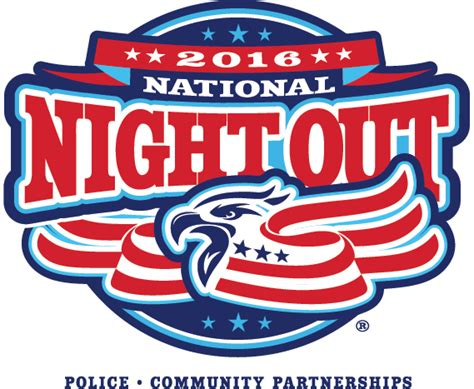 2016 texas national night out national night out the woodlands township tx
