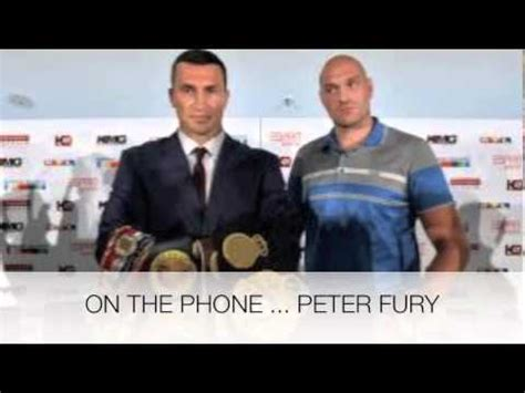 siaran tv tinju wladimir vs tyson wladimir klitschko v tyson fury is postponed after