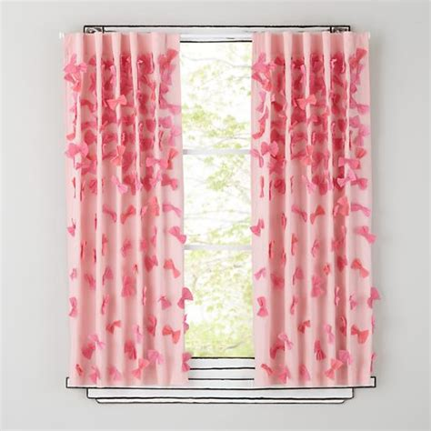 curtains pink 5 kinds of pink blackout curtains