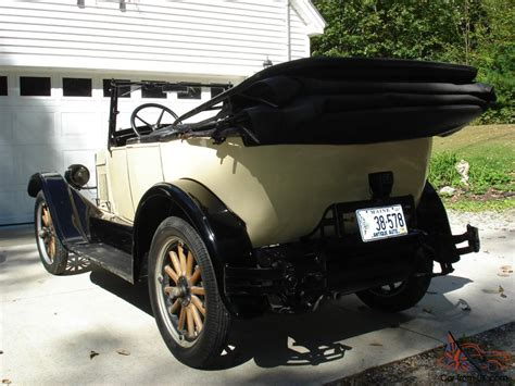 Stern Auto by 1926 Star Touring Durant Motors