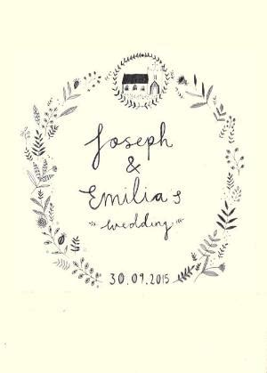 Wedding Invitation Layout Design by Invitation Design Not Western Part