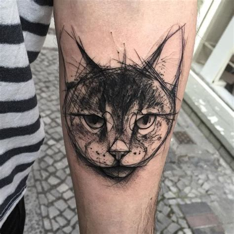 animal tattoo berlin geometric tattoo xkotkotx gmail com akaberlin