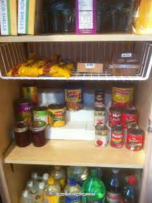 simple pantry organizing tips on task organizing