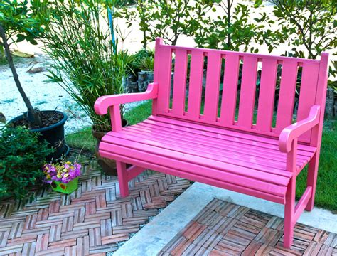 59 Outdoor Bench Ideas (Seating Pictures & Designs