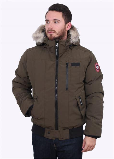 Sale Army Bomber Jacket canada goose borden bomber jacket green canada goose from triads uk