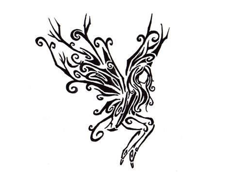 tribal angel tattoo designs 30 best designs
