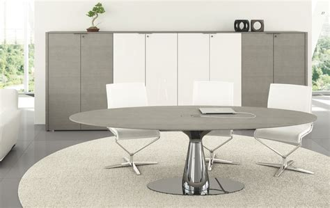 Grey Meeting Table Planning Your Boardroom Layout Tag Office