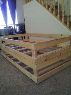 How To Stop Bed Frame From Rolling Bed Frames On Pinterest