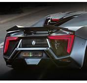 W Motors Lykan Hypersport 740hp For $34 Million  Vehicles