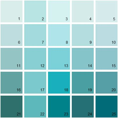 magnificent 70 blue paint swatches decorating design of