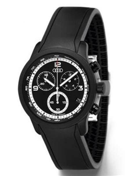 Audi Uhren Shop by Audi Chronograph Blackline Uhren Chronographen Shop