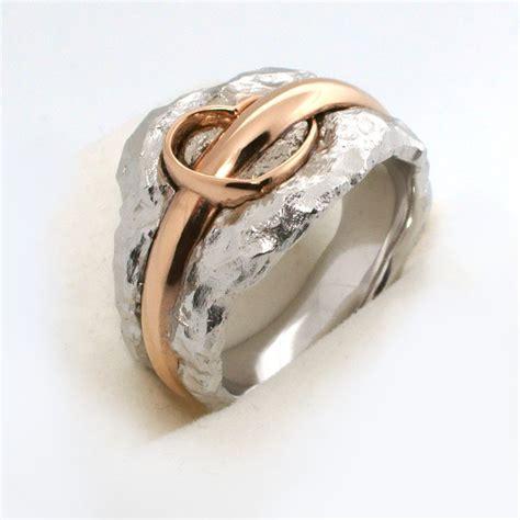 Aus Alten Eheringen ringe individuell angefertigt vom goldschmied urs