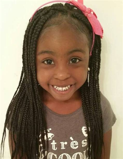 box braids for little girls black girls hairstyles and haircuts 40 cool ideas for