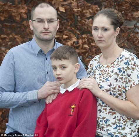 salford boy banned from school over extreme haircut inspired by schoolboy nine banned from class over his extreme