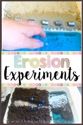 design a weathering experiment 27 best images about teaching geology on pinterest