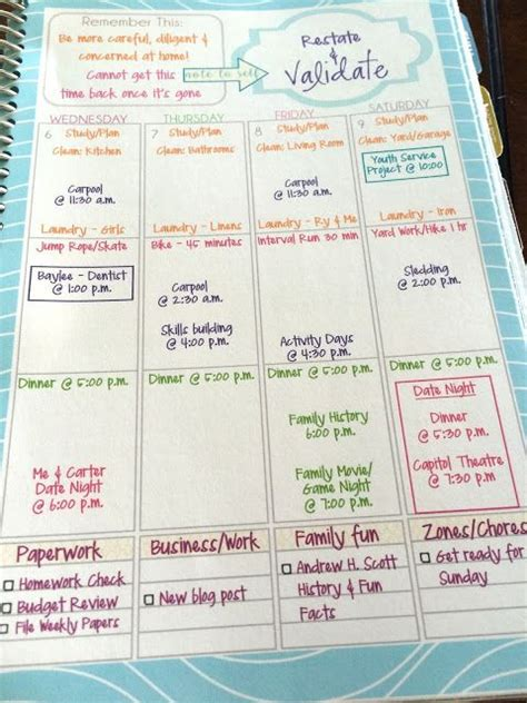 mormon mom planner printable 1000 images about get organized on pinterest mormon mom