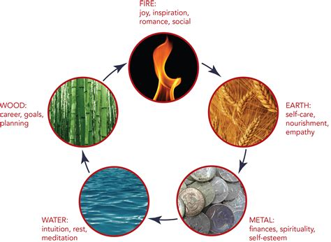 the 5 elements of balanced wellbeing 5 elements and tcm cultivated wellbeing