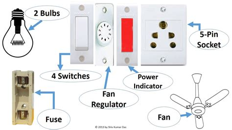 Electric Board Connection Designing Electrical Board General Technical