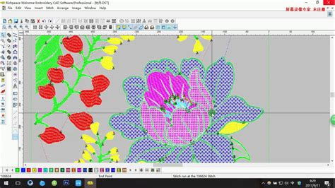 embroidery design welcome software richpeace quilting software buy computer embroidery