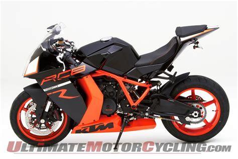 Ktm Superbikes Corbin Releases Front Seat For Ktm Rc8 Superbike