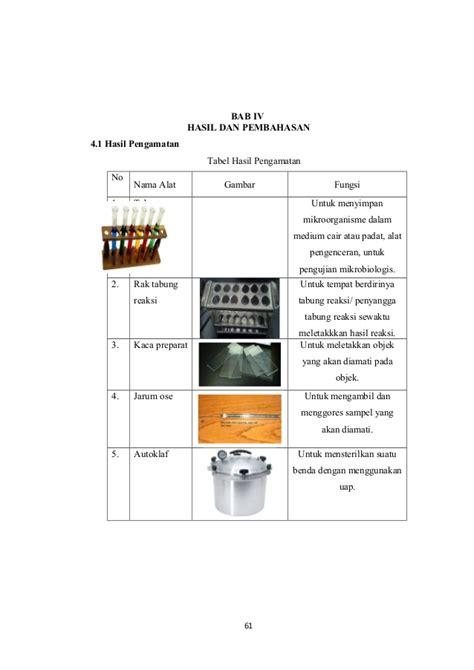 Tabung Reaksi 18 Cm X 17 Mm Dengan Cork Gabus Kayu laporan mikrobiologi pengenalan alat laboratorium