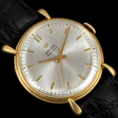 1940 s rolex precision vintage mens dress ref 4516