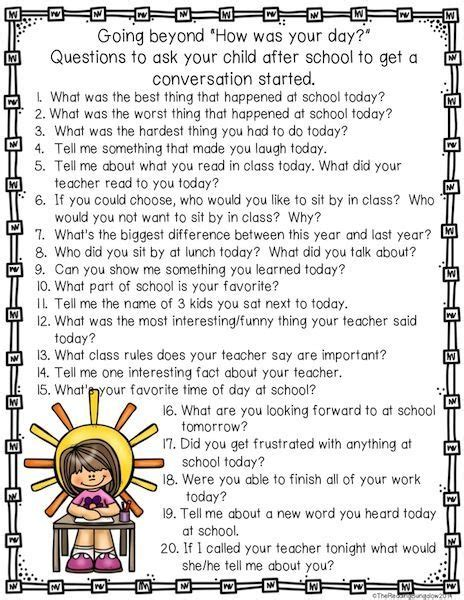 new year conversation questions 17 best images about preschool beginning end of the year