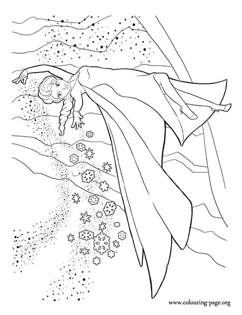 frozen coloring pages elsa pdf frozen elsa coloring princess cut az coloring pages