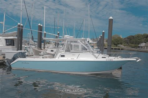 cobia power boats 2004 cobia 312 sport cabin power boat for sale www