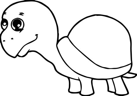 baby head coloring page tortoise turtle baby big head coloring page wecoloringpage