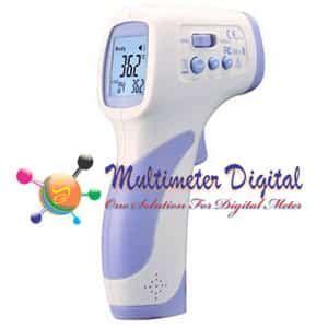 Termometer Yang Bagus termometer non kontak dt 8806h cv jmm