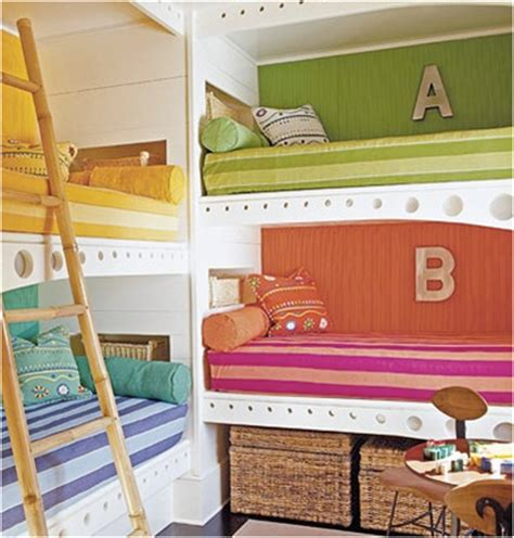 key interiors by shinay stylish bunk beds for young girls