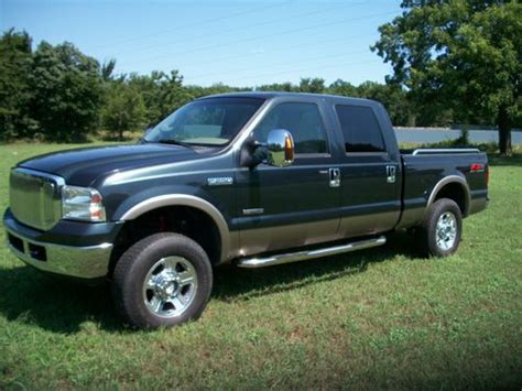 f250 truck bed sell used 2006 ford f250 4x4 crew cab lariat short bed