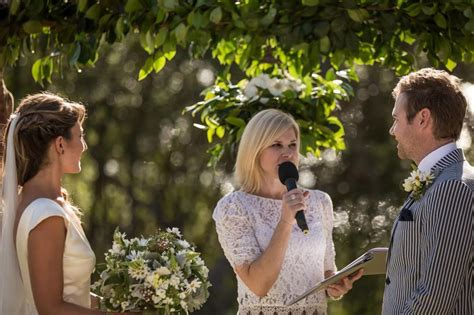 Marriage celebrants introductions