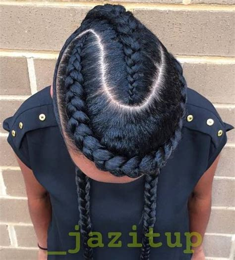 Inverted Cornrow Hairstyles For Adults by 40 Inspiring Exles Of Goddess Braids