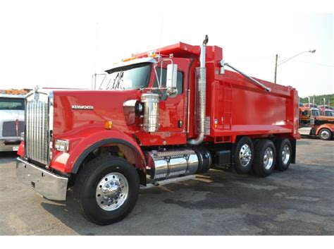 kenworth w900 2017 2017 kenworth w900 dump trucks for sale used trucks on