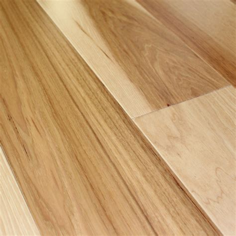 hickory engineered flooring hickory natural 9 16 quot x 5 7
